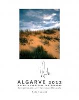 Book Sandy Lunitz Algarve 2012 - Retrospective First Page signed